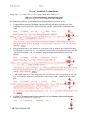 MPhysics-Answers to Practice Packet - Pages 16-17