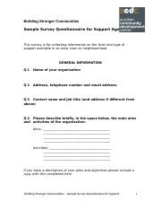 Sample CCB support questionnaire.doc