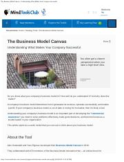The Business Model Canvas.PDF