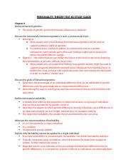 Personality Theory Test 2 Study Guide.docx