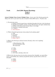 h phys exam II--spring 2011--answer key