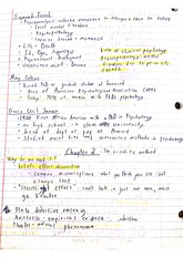 psy 155 notes on philosophers