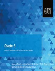 AUT - Corporate Finance Chapter 3.pdf