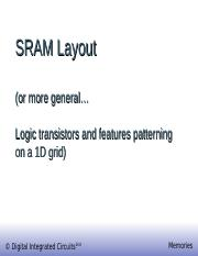 SRAM layout-patterning-Hw hint.ppt