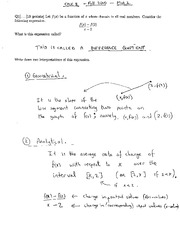 MATH 1823 Midterm 1 Solutions