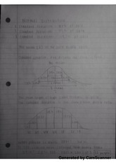 Trigonometry - Distribution Notes