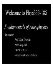Fundamentals Of Astrophysics Pdf
