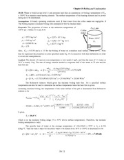 Thermodynamics HW Solutions 799