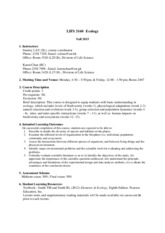 LIFS_3160_course_outline_Fall2015