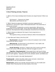 Critical Thinking Activity Theories.docx