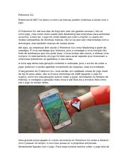 Pokemon Go.docx