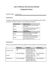 BIO 105 Lab 4 Assignment Sheet1.docx