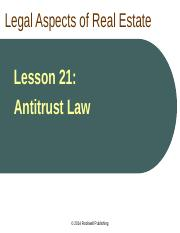 CA Law Lesson 21 PPT.ppt