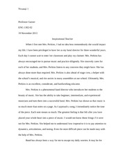 why i enjoy cheerleading essay nwanaji professor garner eng  3 pages inspirational teacher essay