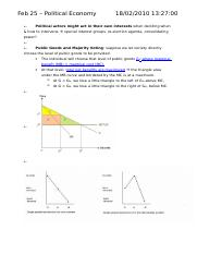 ECON1480 Lecture Notes 2 Updated