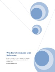 ultimatewindowscommandlinereference