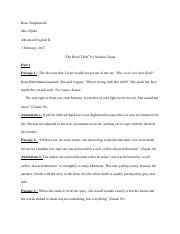 New england colonies research paper