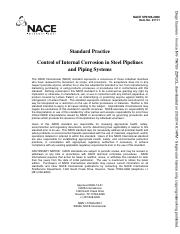 SP0106-2006 Control of Internal Corrosion in Steel Pipelines and Piping Systems (21111-SG).pdf