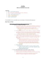 PS124A - Midterm Study Guide S17 - v1.3 (Autosaved).docx