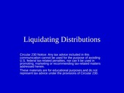 liquidatingdistributions11