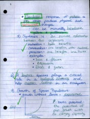 environmental conservation p3