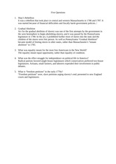 Five question and answers(6)