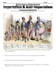 Imperialism Political Cartoons .pdf