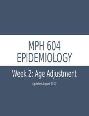 Week 2_Morbidity and Mortality_AgeAdjustment_090517.pptx
