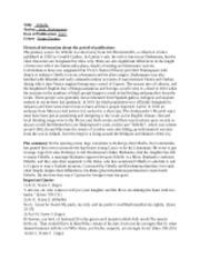 ap lit prose passage essay