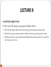 Lecture 6 - General Insurance Products.pdf