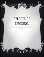 Effects of smoking ppt.pptx