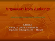 W5-d-arguments from authority