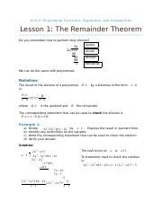 Lesson+1+-+2.1+student+Remainder+Theorem.docx