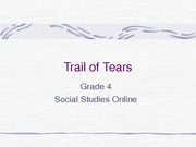 Trail-Tears