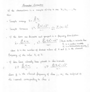notes_on_estimation