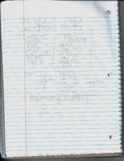 Math 1260 Basic Calc Notes 7