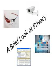 A Brief Look at Privacy.pptx