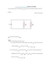 Assignment 8- Fundamentals of Circuits