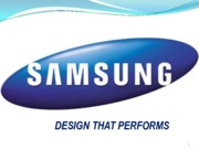 Samsung Marketing(Presentation)
