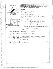 433_Mechanics Homework Mechanics of Materials Solution