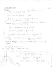 Lecture Notes-Review for Exam 1
