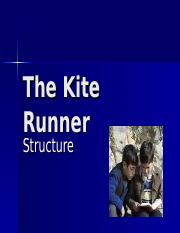 the-kite-runner-structure