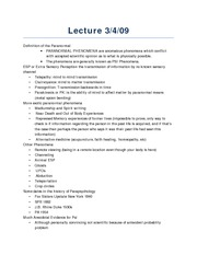 Lecture 3-04-09