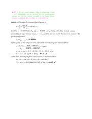 MECH 233 Spring 2014 Tutorial 7 Solutions