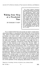 Charles_Tart_-_Waking_from_Sleep_at_a_Preselected_Time
