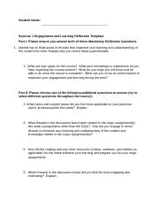 Seminar 1 Engagement and Learning Reflection Template.docx