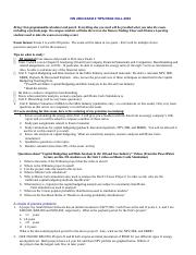 Exam 2 Fall 2015 Tips page for FIN 4363.docx