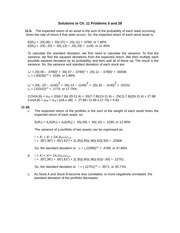 Solutions to Ch11-5,28-10Ed