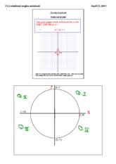 rotational angles notes