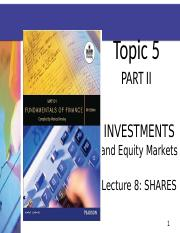 LECTURE 8 SLIDES 2013 (SHARES).ppt